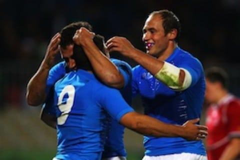 Rugby, l'Italia demolisce la Russia