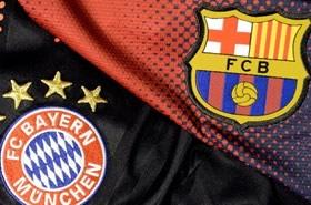 Bayern-Monaco-Barcellona