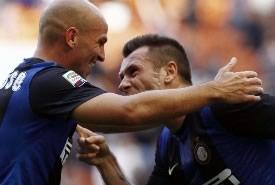 Cassano-Palacio, l'Inter continua a volare!