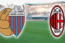 Catania-Milan: probabili formazioni