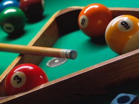 Giochi di biliardo