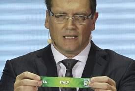 Confederations Cup: all'Italia toccano Brasile, Messico e Giappone