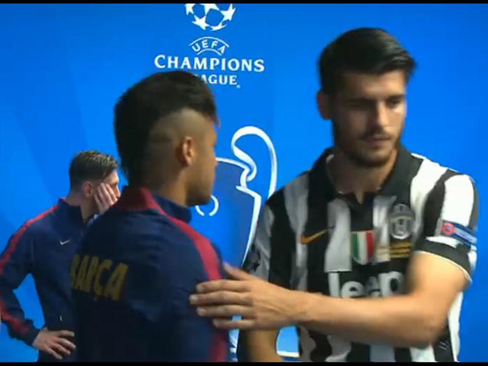 Juventus – Barcellona 0-1, Diretta Live