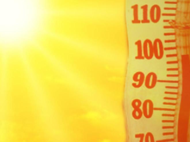 Arriva il grande caldo: temperature di 6 gradi oltre la media