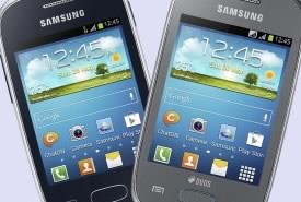 Samsung Galaxy Pocket Neo smartphone piccolo e dual SIM
