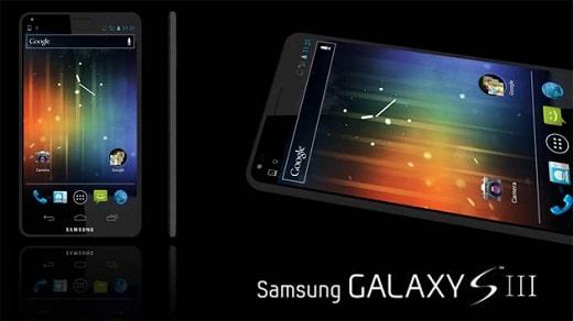 Samsung Galaxy s3: tecnologia amoled, immagini e video spettacolari