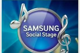 Samsung-Social-Stage