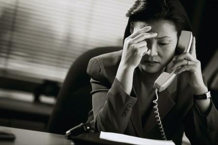 Stress da lavoro per 9milioni di italiani: il 70% sono donne