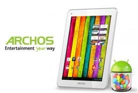Titanium, la nuova linea di tablet firmata Archos