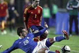 L'Italia cede alla Spagna (3-1) nell'amichevole U21