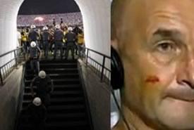 Figuraccia brasiliana: aggrediti, negli spogliatoi, i giocatori del Tigre