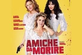 """Giorgia Farina debutta al cinema con il film """"Amiche da morire"""""""