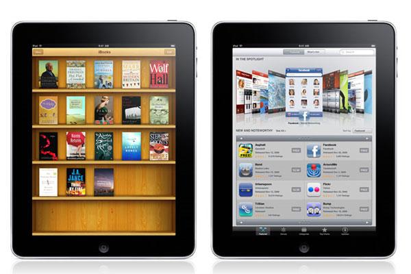 Mondadori: 2000 libri nell'iBookStore Apple