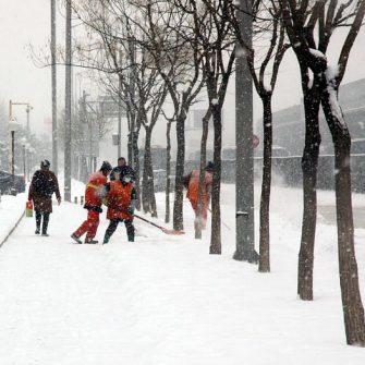 Assunzioni: lavori invernale anas