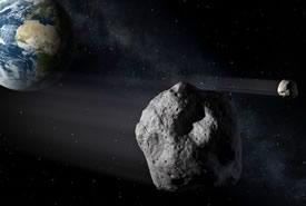 Asteroide 2012 DA14, Domani Passerà Vicino alla Terra