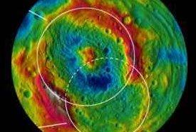 Asteroide Vesta: in realtà è un pianeta mancato