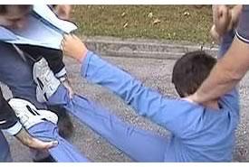 Padova: trascinato con forza da scuola un bambino di 10 anni