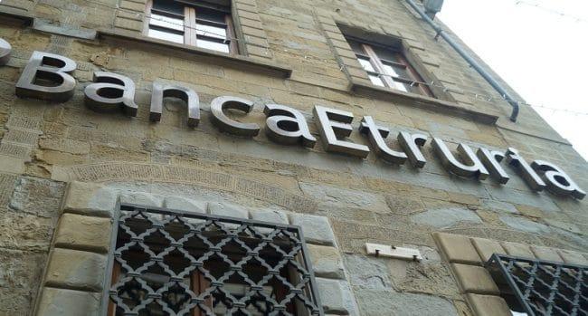 Caso Banca Etruria: all'ex dirigenza chiesti 400 milioni di danni