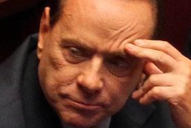 "Berlusconi in aula:"" Nessuna scena di natura sessuale ad Arcore""."