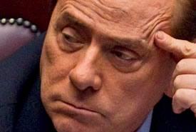 """Berlusconi: """"È indispensabile un Governo forte e stabile"""""""