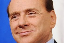 """Berlusconi: """"Il discorso di Napolitano ci ha emozionato tutti"""""""