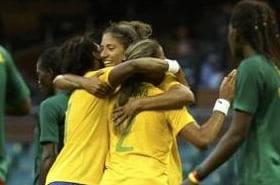 Olimpiadi di Londra, la prima del calcio femminile