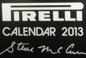 Calendario 2013 Pirelli