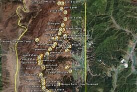 Corea del Nord, identificati nuovi campi di prigionia grazie a Google Earth