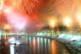 Capodanno a Barcellona tra musica e divertimento