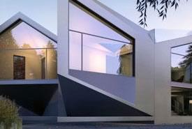 Casa a risparmio energetico eco compatibile
