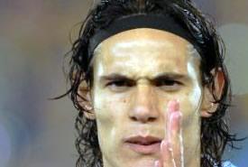 Europa League: il Napoli risorge grazie a Cavani