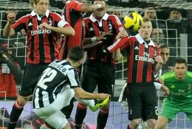 Coppa Italia: la Juve non sbaglia due volte, 2-1 al Milan