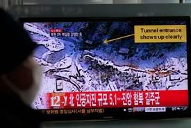 Corea del Nord, Nuovo Test Nucleare