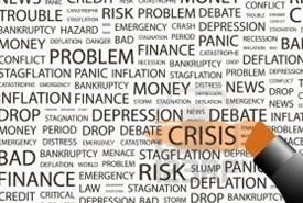 Crisi: sempre più attività a rischio chiusura