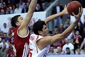 Basket: l'EA7 Milano vince ancora in Eurolega