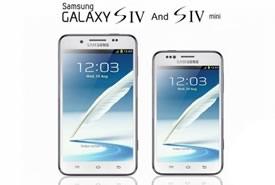 Samsung Galaxy S4 Mini ad un prezzo di 450 euro