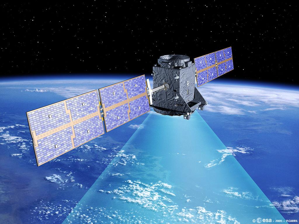 sistema satellitare di geoposizionamento sviluppato in Europa