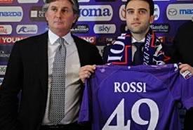 Calciomercato Fiorentina: Giuseppe Rossi è arrivato