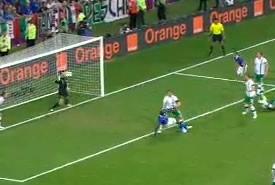 Italia – Irlanda 2 a 0, Balotelli c'è