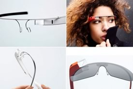 Arrivano i Google Glass, gli occhiali cibernetici