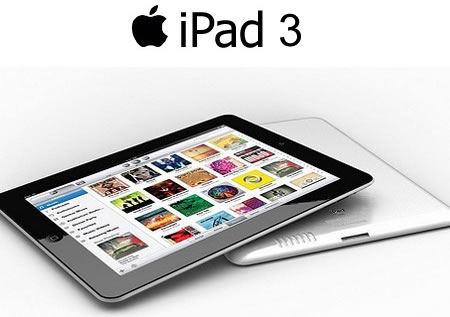iPad3, ecco tutte le novità