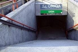 Incidente tra Fermata Garibaldi e Fermata Gioia, Metro di Milano