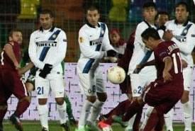 Europa League: l'Inter 2 perde 3-0 con il Rubin Kazan