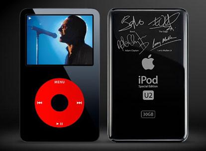 Steve Jobs crea l'iPod per Bono degli U2