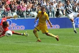 La Juve vince contro il Cagliari e fa suo lo scudetto
