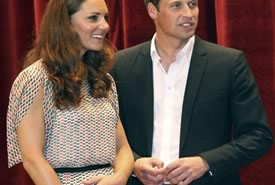 Kate Middleton in dolce attesa