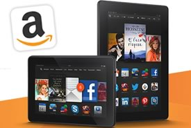 Amazon Kindle e Kindle Fire battono i record di vendita