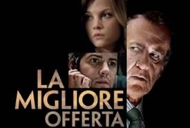 """""""La migliore offerta"""" con Giuseppe Tornatore al cinema"""