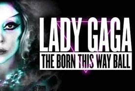 Lesione all'anca per Lady Gaga