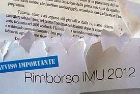 Rimborso IMU, la Lettera di Berlusconi e la Coda degli Anziani